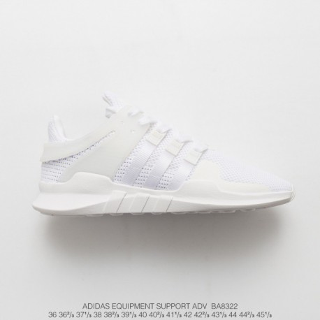 Ba8322 FSR Adidas EQT Support Adidas V 93/16 set knitting sportshoes collection whole white