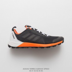 Lightweight adidas terrex agravic speed outdoor cross country racing shoes weight 255g