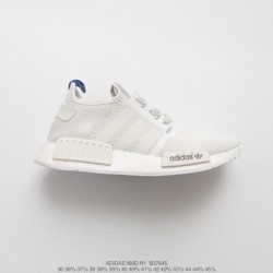 Original Adidas NMD R1 'All White'