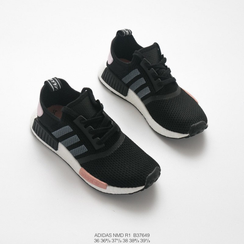 ... B37649 Womens Adidas NMD-R1 classic ultra boost collection factory  lacing shandong botanical ultra boost d4c64a760