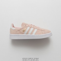 By9845 FSR Adidas Originals Campus 80s Campus All-match Skate Shoes OG White Powder