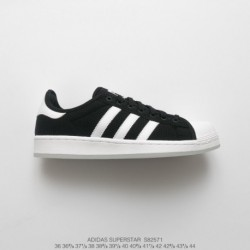 Adidas-Originals-Superstar-Shell-Toe-White-And-Black-Trainers-Adidas-Superstar-Originals-Sale-S82571-FSR-adidas-Originals-super