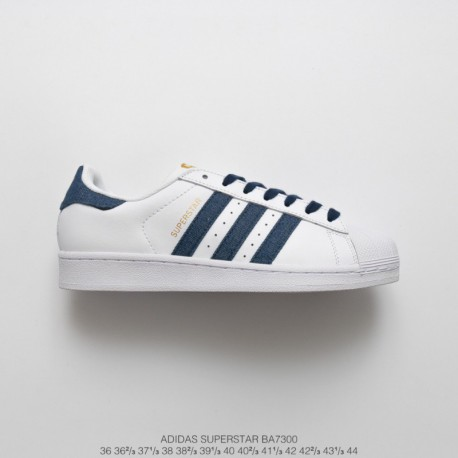 Ba7300 soft base adidas superstar shell head classic skate shoes white north card blue