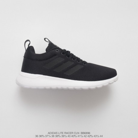 75ac6cfed6c222 New Sale Bb6896 Adidas IDAS Kute RACER Cln Mesh Breathable Soft Base Jogging  Shoes