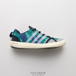 Spring and summer adidas climacool boat lace graphic fruit wading shoes