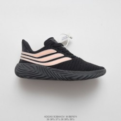 Bb7674 Womens FSR Green Blood Adidas Deadstock Sobakov W Simple Version 350V2 Yeezy All-Match jogging shoes whole black