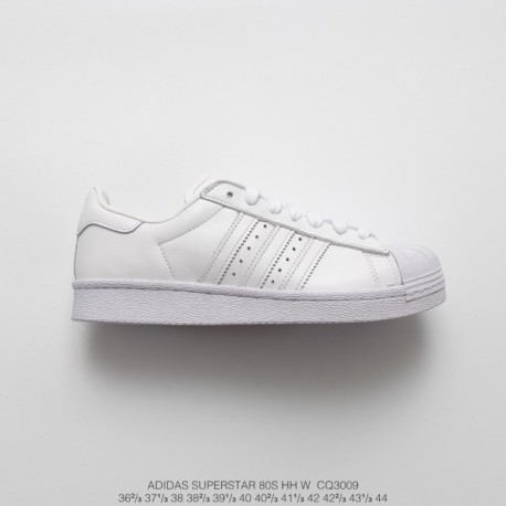los angeles 598af 51b32 Adidas Superstar 80s All White,Adidas Shell Toe Superstar 80s Metal,CQ3009  Premium Upper FSR adidas Supreme ERSTAR 80s HH W Cla
