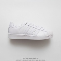 All-White-Adidas-Originals-Superstar-Classic-Adidas-Superstar-Vintage-Sneakers-B27136-FSR-UNISEX-Adidas-Originals-Superstar-II