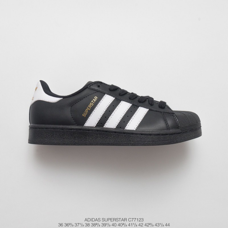 Adidas Superstar Classic Black And White,Adidas Superstar