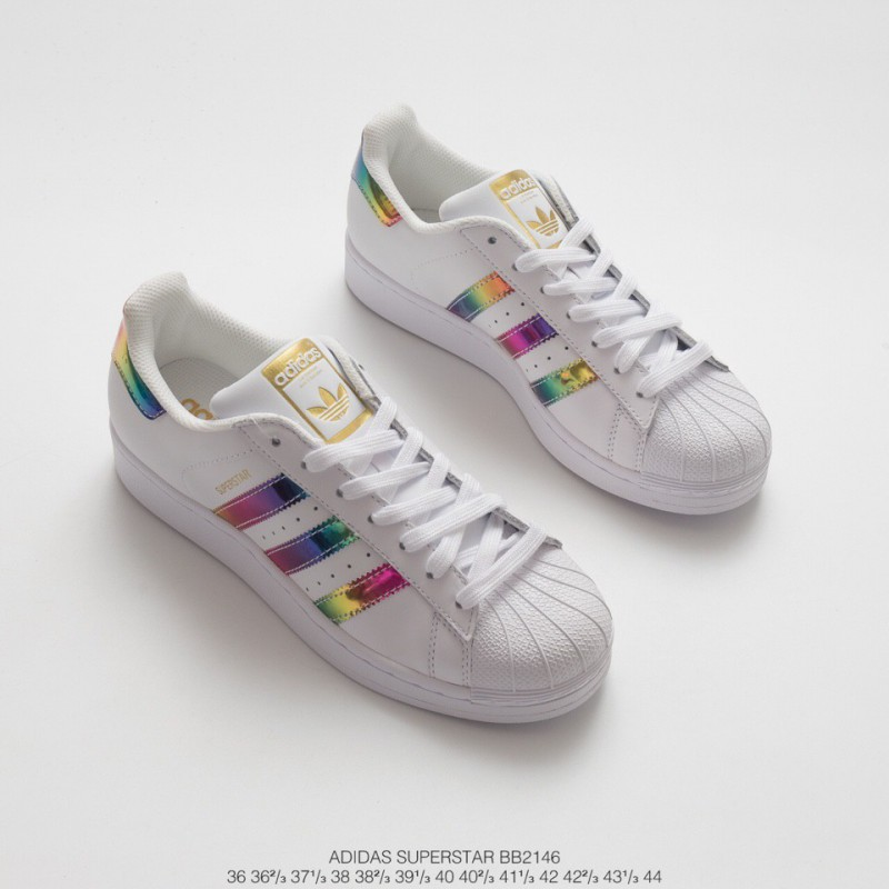 hot sale online 5944d 7ad93 Adidas Rainbow Shoes Superstar,Adidas Superstar Casual Shoes ...