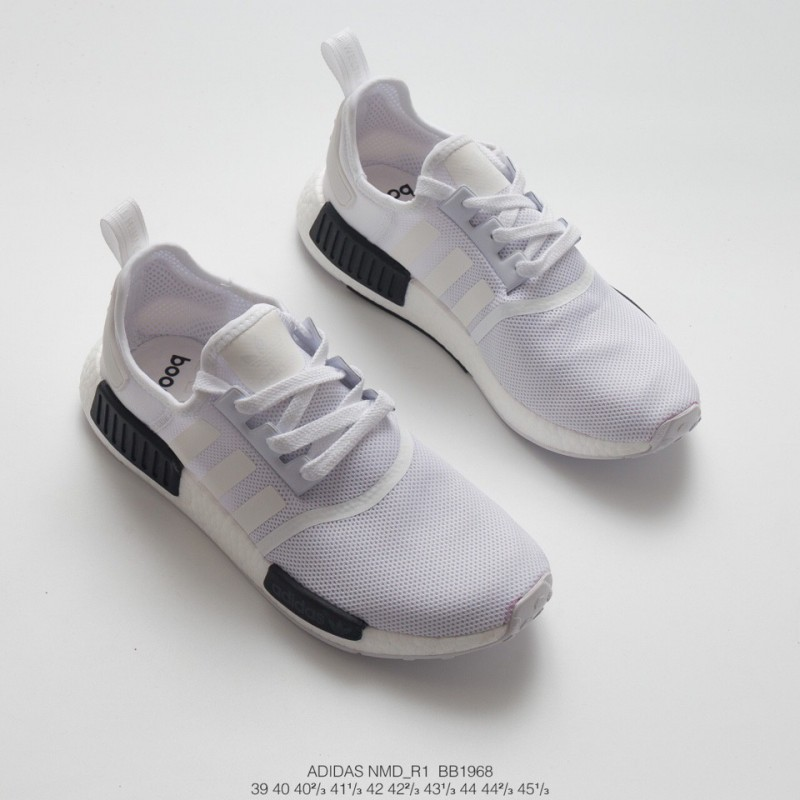 0265bbd44d17e Adidas Nmd R1 All White Mens,Adidas Nmd R1 Mens All White,BB1968 ...
