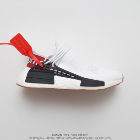 Bb0612 Ultra Boost UNISEX Pharrell Williams Crossover Pharrell Williams X Adidas Originals NMD Hu Trail Nerd Human Collection C