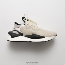 Adidas-Stan-Zip-Y3-Factory-Lacing-YohjiYamamoto-Y-3-Kaiwa-Chunky-Sneakers-Keva-Collection-Vintage-All-match-Dad-Sneaker