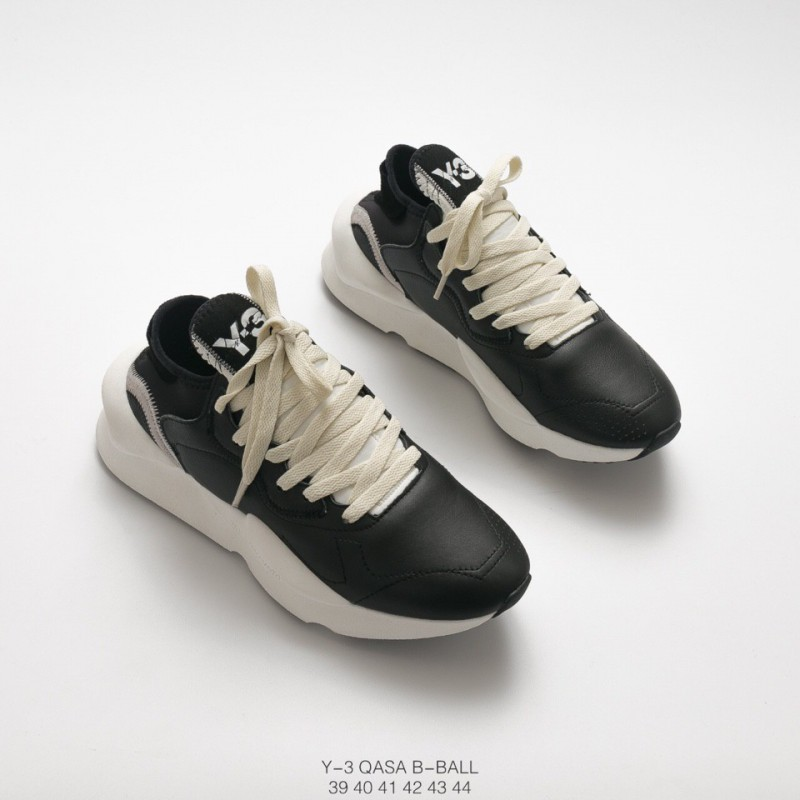 a39ce17fe73f6 ... Factory lacing yohjiyamamoto y-3 Kaiwa Chunky Sneakers Keva Collection  Vintage All-Match dad ...