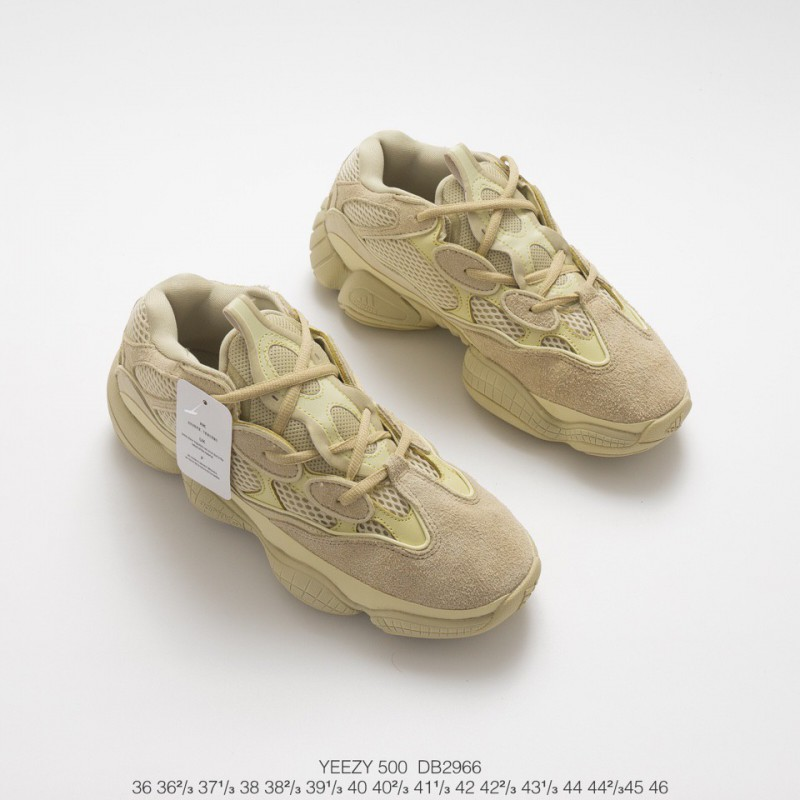22537d6831fd7 ... Yeezy 500 Yeezy Desert Rat 500 Adidas Official Main Instagram Pre-exposure  Attention Factory Lacing ...