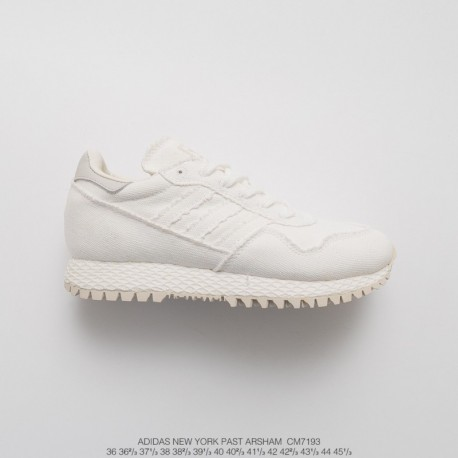 New Sale Cm7193 Hidden Mystery Crossover Daniel Arsham X Adidas Originals  New York White UV New York City 969dee140c08