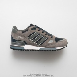D65229 Retro Restock Classic Adidas Originals ZX750 Vintage Casual All-Match sports jogging shoes