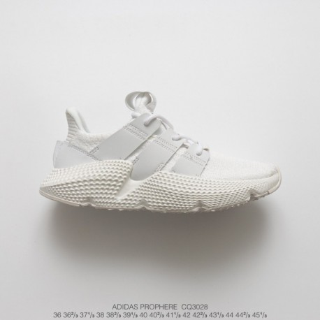 buy popular ba8be 4feaf Adidas X Undefeated Prophere,CQ3028 FSR adidas Originals Prophere Hedgehog  Sets Flyknit All-match Jogging Shoes Whole white