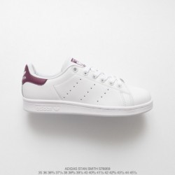 S76959 FSR Value For Money Adidas Stan Smith Collection Classic Skate Shoes