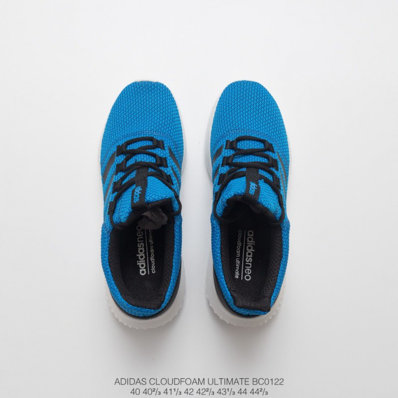 online store 4c7e0 57fb1 ... Bc0122 Deadstock Adidas Neo Cloudfoam ULTIMATE NEO Active Collection  All-Match light racing shoes ...