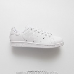 S75104 FSR Value For Money Adidas Stan Smith Collection Classic Skate Shoes