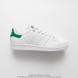 M20324 FSR Value For Money Adidas Stan Smith Collection Classic Skate Shoes
