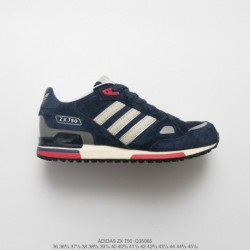 Q35065 Retro Restock Classic Adidas Originals ZX750 Vintage Casual All-Match sports jogging shoes