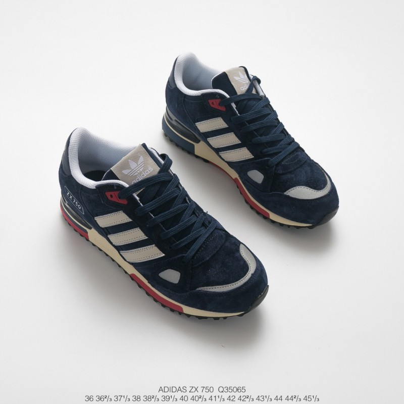 Buy Adidas Sports Shoes,Adidas Fake Yeezy Discount,AF6296 Adidas ZX750 Whole black Adidas ZX750 Collection Running sports UN