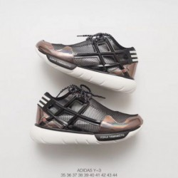 best sneakers 11938 e563e New colorway adidas y-3 Yohji Yamamoto Qasa HIGH Factory Lacing Shoe Style  Is Slender