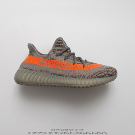 Adidas Yeezy Boost 350 V2 2.0 Bold Orange Real Boost
