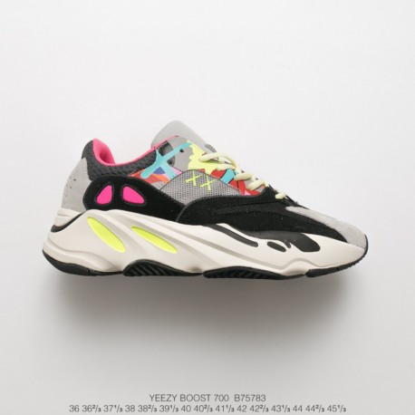 new style 0e30f 2c268 New Sale B75783 whole network starting yeezy 700   Kaws Crossover  Customized Version
