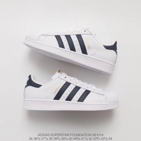 best service 50049 0fa04 New Sale S81014 all new colorway launched the adidas superstar navy shell  head to the mark