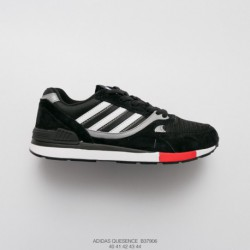 B37906 FSR Mens Adidas Quesence Men Vintage Casual Racing Shoes