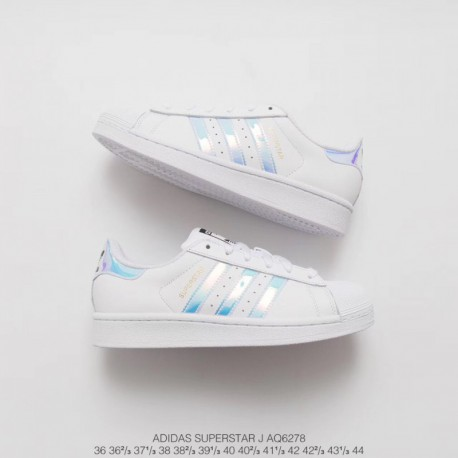 best loved bf73a 41382 New Sale Aq6278 The Strongest Adidassuperstar White Laser Strongest Gold  Technique Tongue Thickness Is Perfect, The Official