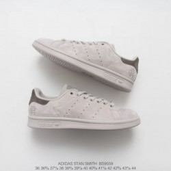 cf0e4e97ba85e Original Reigning Champ X Stan Smith Officially Released Original Suede  Fabric Cool Grey With 3m Underply
