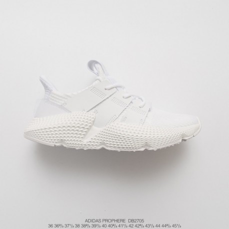 dbd218b1be8c3 New Sale DB2705 UNISEX FSR Adidas Originals Prophere Hedgehog Sets Flyknit  All-Match jogging shoes whole white