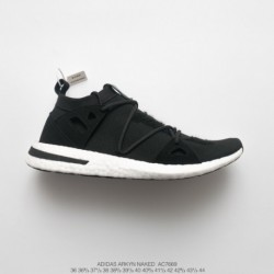 AC7669 FSR Adidas Fan Bingbing The Same Style Adidas Arkyn W X Naked Boost Black And White Crossover Racing Shoes