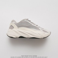 Ef2829 Get UNISEX Kanye West Yanye X Adidas Yeezy 700 V2 Static Vintage Popular All-Match athleisure shoe dad sneaker jogging s
