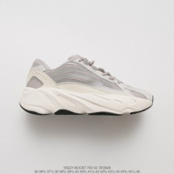 Ef2829 Upper Overlay UNISEX Kanye West Yanye X Adidas Yeezy 700 V2 Static Vintage Popular All-Match athleisure shoe dad sneaker