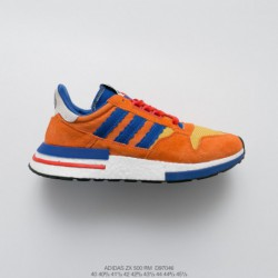 D97046 Ultra Boost With Special Package Box Beads Limited Edition Colorway Drdragon Ball Z X Adidas ZX500 Rm Boost Son Goku ZX5