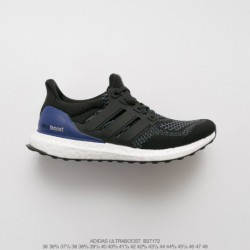 B27172 Premium Ultra Boost UNISEX Adidas Running Ultra Boost 1.0 Ultra Boost All-Match high-Elastic breathable flyknit jogging