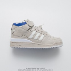 By4376 Leather Upper FSR Mens Adidas IDAS Forum MID Low Vintage Trends From Performance