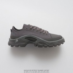 B27937 FSR Adidas IDAS X Raf SIMONS DETROIT Runner Duck Collection Outdoor Hiking Martin Shoes