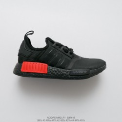 B37618 Mens Ultra Boost Official New Color Adidas Originals NMD-R1 all-Match athleisure shoe trainers shoes thick bred