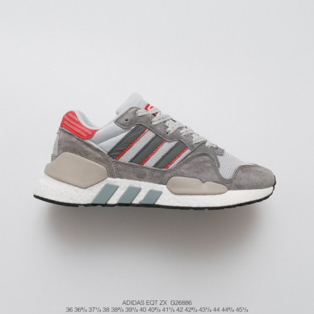 1c5a8a731 New Sale G26883 Fall Deadstock UNISEX FSR Adidas Originals EQT ZX Boost  Deadstock Hybrid Vintage All-Match