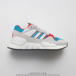 G26806 OG Adidas EQT ZX Fresh With Original EQT ZX Collection G26806 Pale Grey / Light Green From The Street Research Institute