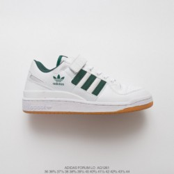 Adidas-Forum-Mid-White-AQ1261-Vintage-Trend-Adidas-IDAS-FORUM-MID-LOW-Classic-Velcro-Vintage-Skate-shoes-UNISEX-Trend-Leisure-S