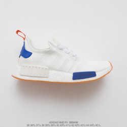 Adidas-Nmd-R1-White-Mesh-Adidas-Nmd-R1-Black-Mesh-BB9498-FSR-UNISEX-Adidas-NMD-R1-Classic-Ultra-Boost-Collection-Factory-Lacing