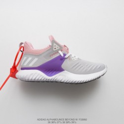 F33992 FSR Womens Adidas Alphabounce Beyond M Alpha V3.5 Bouncetm Midsole With Forged Mesh Heat Fusion Multilayer Flannel Join