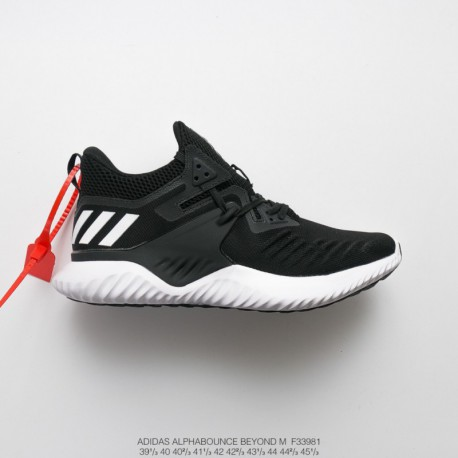 36ea2495dd135 New Sale F33981 FSR Mens Adidas Alphabounce Beyond M Alpha V3.5 Bouncetm  Midsole And Forged Mesh
